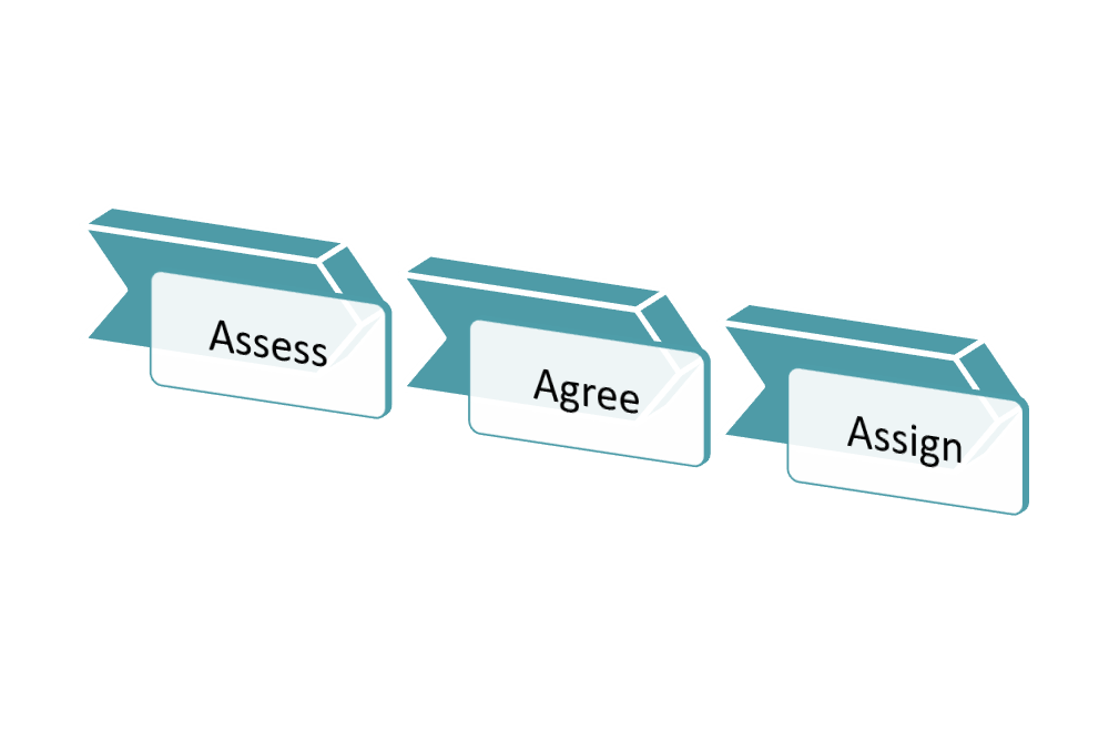 Assess-Agree-Assign