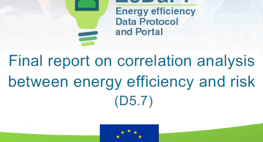 Final Report on Correlation Analysis between Energy Efficiency & Risk by  Energy Efficient Mortgages initiative (EEMI)/EeDaPP